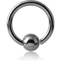 Captive Ring Acier